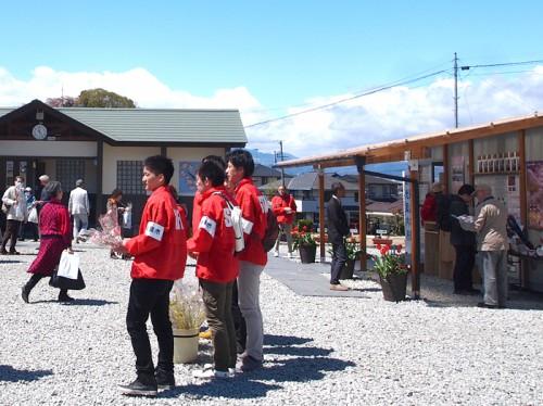 140415 福島県福島市花見山公園の情報 広場