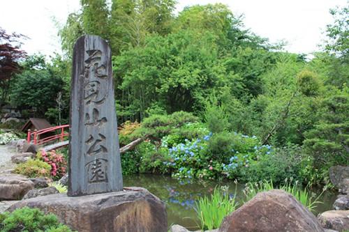 6243 福島県福島市花見山公園の情報 2016年6月15日