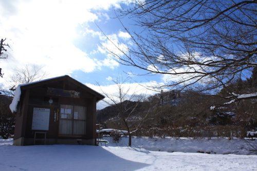 福島県福島市花見山公園の情報2017年1月17日 IMG_7705