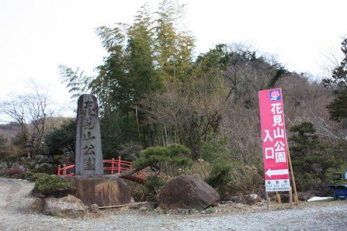 福島県福島市花見山公園の情報2017年2月22日 IMG_7753