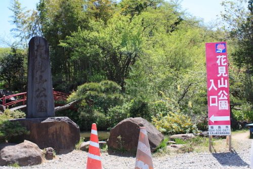 福島県福島市 花見山公園の情報2017年5月2日 IMG_8683