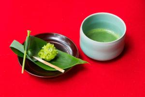 中野不動尊 夏のお茶会