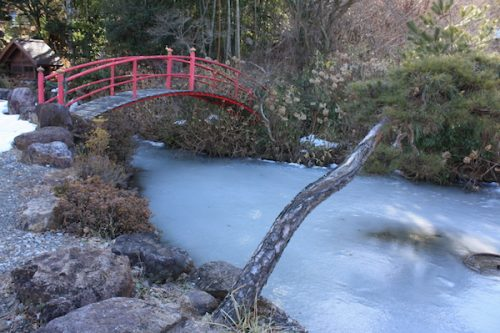 福島県福島市 花見山公園の情報2018年2月16日 IMG_9928