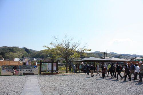 福島県福島市 花見山公園の情報2018年4月20日 IMG_0711