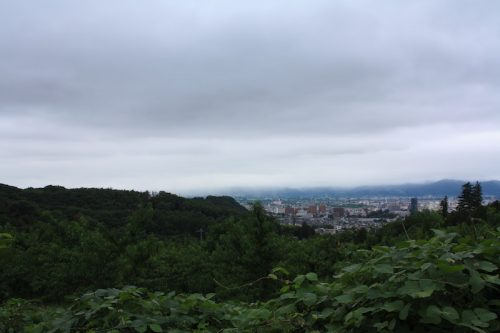 福島県福島市 花見山公園の情報 2018年8月6日 IMG_5132
