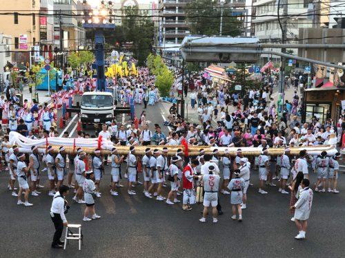 福島市わらじ祭り2018年8月3日(金)