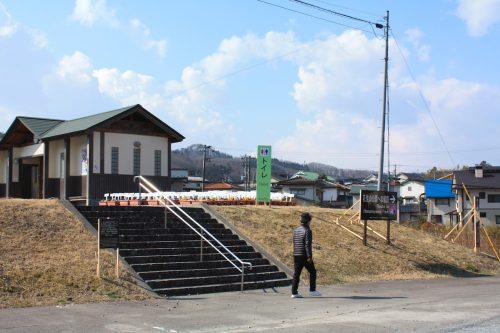 福島県福島市 花見山公園の情報 2019年3月13日 IMG_5659