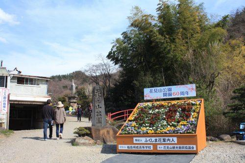 福島県福島市 花見山公園の情報 2019年3月26日 IMG_5679
