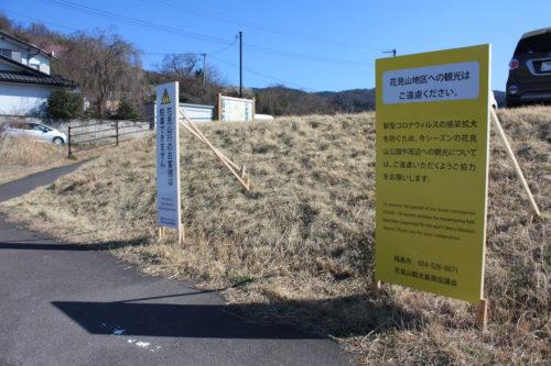 福島県福島市 花見山公園の情報 2020年3月19日 IMG_6906