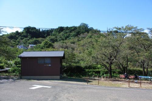福島県福島市花見山公園2020年10月2日画像7345案内所