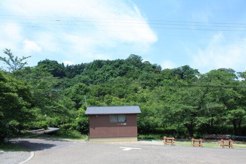 福島県福島市 花見山公園の情報 2021年6月15日案内所